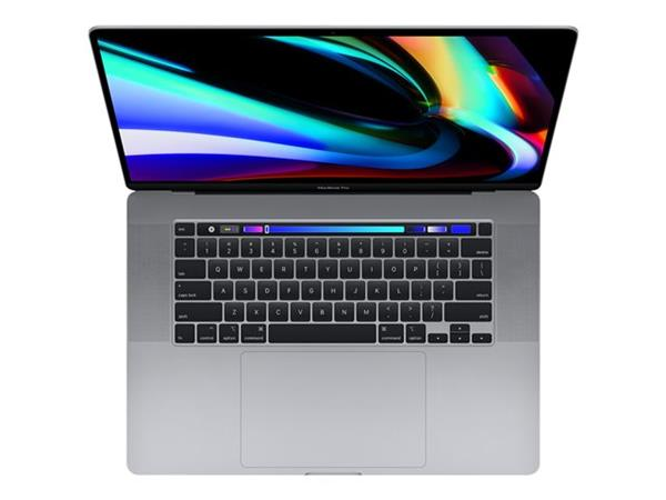Apple 16-inch MacBook Pro w/Touch Bar 2.6GHz i7 512GB - Space Grey