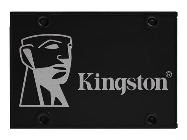 "Kingston 1TB KC600 2.5"" 7mm SATA 6Gb/s SSD"