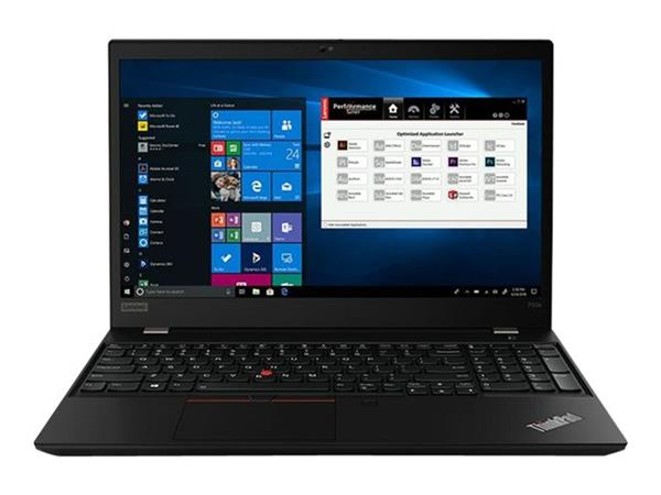 "Lenovo ThinkPad P53s Intel Core i7-8565U 16GB 512GB SSD 15.6"" Windows 10 Professional 64-bit"