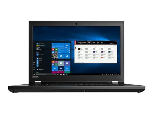 "Lenovo ThinkPad P53 Intel Core i9-9880H 16GB 512GB SSD 15.6"" Windows 10 Professional 64-bit"