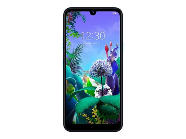 "LG Q60 6.26"" 64GB Android Phone - Moroccan Blue"