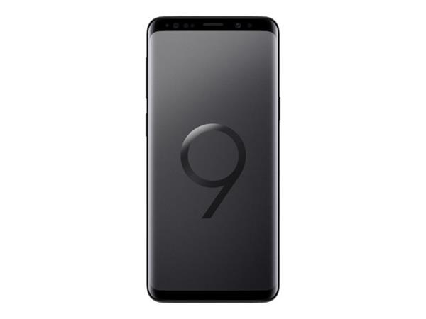 Samsung Galaxy S9 64GB Midnight Black - Premium Pre-Owned