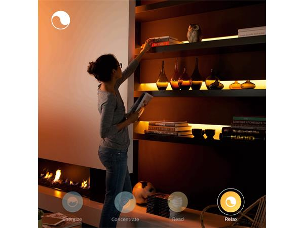 Philips Hue Lightstrip Base and Extension V4 Bundle