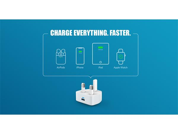 Anker PowerPort III Nano-20W Fast Charger for iPhone