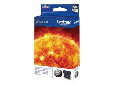 Brother LC-980 Black Ink Cartridge