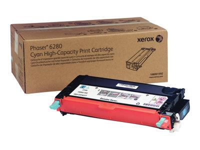 Xerox Cyan High Cap Toner for 6280