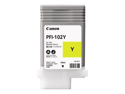 CANON IPF600 YELLOW INK TANK