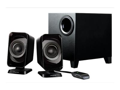 Creative Inspire T3130 - 2.1-channel PC multimedia speaker system - 25 Watt (Total) - Black