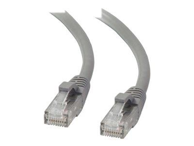 C2G 5m Cat5E 350 MHz Snagless Booted Patch Cable - Grey
