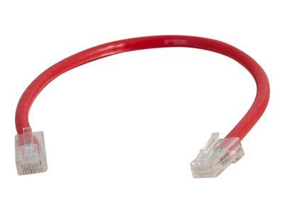 C2G 2m Cat5E 350 MHz Assembled Patch Cable - Red