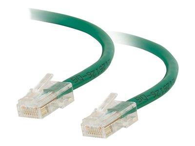 C2G 10m Cat5E 350 MHz Assembled Patch Cable - Green