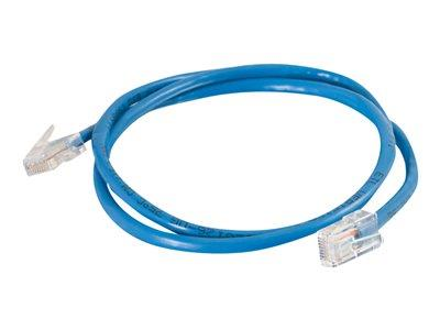 C2G 1m Cat5E 350 MHz Assembled Patch Cable - Blue