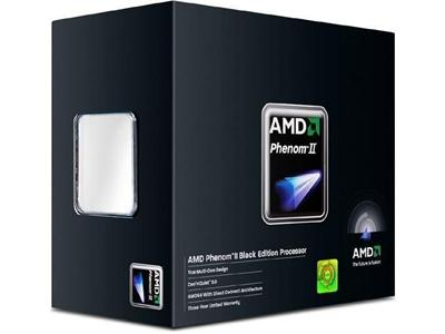 AMD Phenom II X4 965 3.4GHz Black Edition AM3 Socket L2/L3 8MB