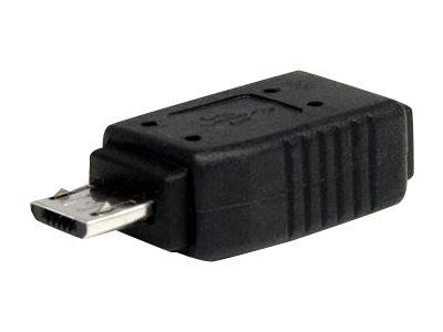 StarTech.com Mini USB to Micro USB Adapter