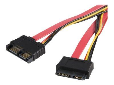 StarTech.com 20in Slimline SATA Extension Cable