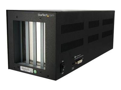 StarTech.com PCI Express to 2 PCI & 2 PCIe Expansion Enclosure System - Full Length