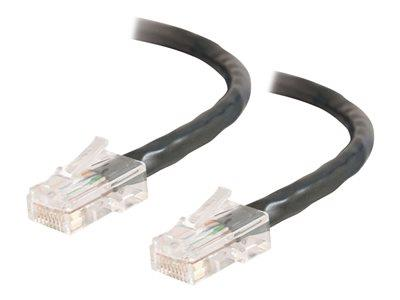 C2G 20m Cat5E 350 MHz Assembled Patch Cable - Black