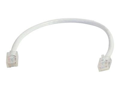 C2G 3m Cat5E 350 MHz Assembled Patch Cable - White