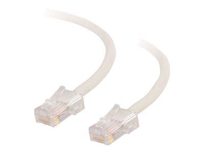 C2G 10m Cat5E 350 MHz Assembled Patch Cable - White