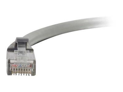 C2G 7m Cat5E 350 MHz Snagless Patch Cable - Grey