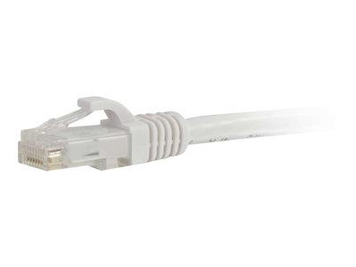 C2G 2m Cat5E 350 MHz Snagless Patch Cable - White