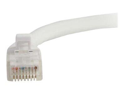 C2G 3m Cat5E 350 MHz Snagless Patch Cable - White