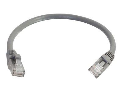 C2G 3m Cat6 550 MHz Snagless Patch Cable - Grey