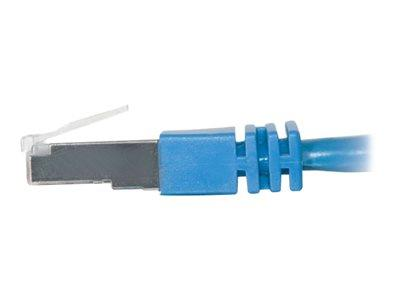 C2G 3m Shielded Cat5E Moulded Patch Cable - Blue
