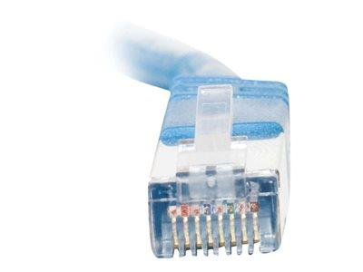 C2G 5m Shielded Cat5E Moulded Patch Cable - Blue