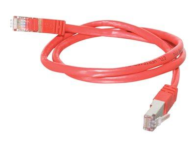 C2G 4m Shielded Cat5E Moulded Patch Cable - Red