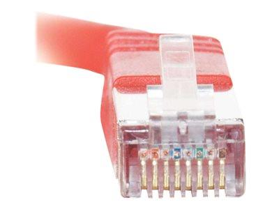 C2G 15m Shielded Cat5E Moulded Patch Cable - Red