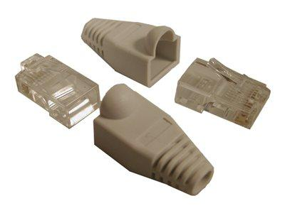 Sandberg Kit: 20 RJ45 plugs + housings