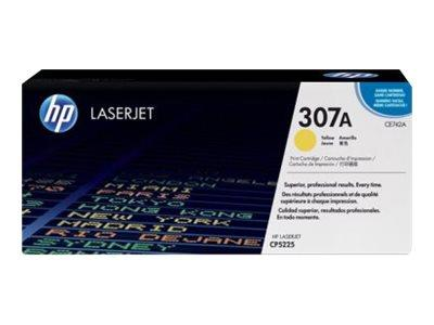 HP 307A Yellow Original LaserJet Toner Cartridge