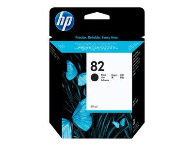 HP 82 69-ml Black Ink Cartridge