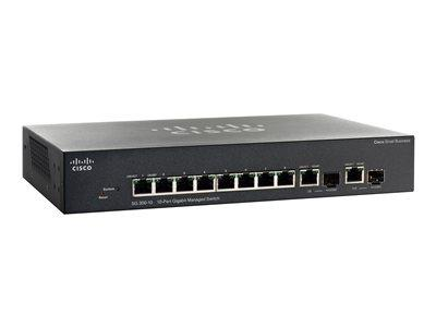 Cisco 10-port Gigabit Managed Switch