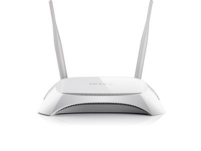 TP LINK 300Mbps Wireless N 3G Router