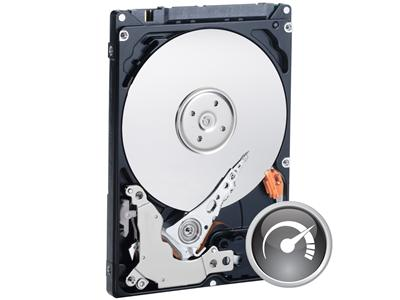 "WD 750GB Scorpio Black 2.5"" SATA 3GB/s 7200RPM 16MB"