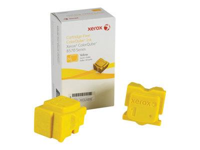 Xerox Solid Ink Yellow x 2 for ColorQube 85X0 Series