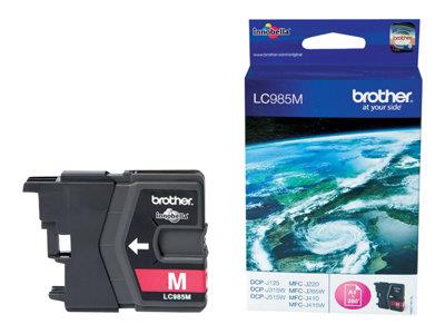 Brother LC985M Magenta Cartridge