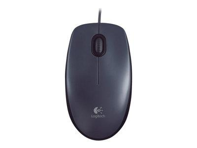 Logitech M90 Wired Scroll Mouse