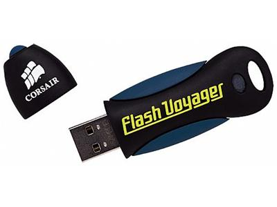 Corsair Flash Voyager - USB flash drive - 32 GB - USB 2.0