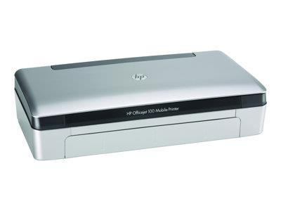 HP Officejet 100 Mobile Printer Colour InkJet Printer