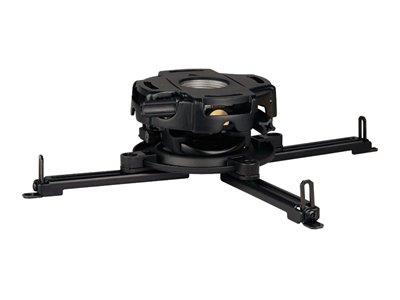 Peerless-AV Peerless PRG Precision Gear Projector Mount with Spider Universal Adapter PRG-UNV (Black)