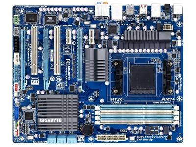 Gigabyte AM3+ AMD 990X SB950 DDR3 ATX