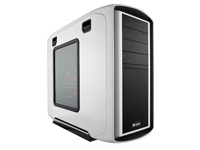 Corsair Memory Special Edition White Graphite Series 600T Mid-Tower Case