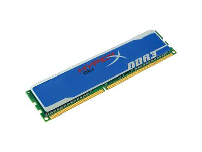 Kingston 4GB (1 x 4GB) HyperX Blu DDR3 1600MHz DIMM 240-pin CL9