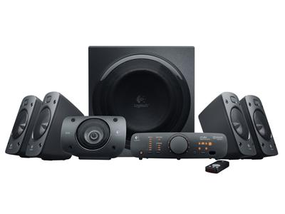 Logitech Z-906 5.1 Surround Sound Speakers