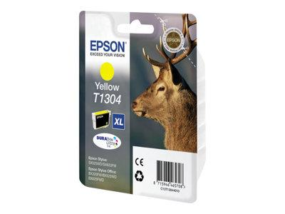 Epson T1304 - Print cartridge - 1 x yellow