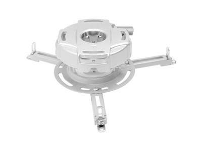 Peerless-AV Peerless PRG Precision Gear Projector Mount with Spider Universal Adapter PRG-UNV-W (White)