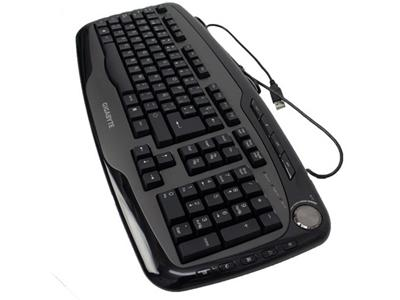 Gigabyte K6800 Multimedia Keyboard